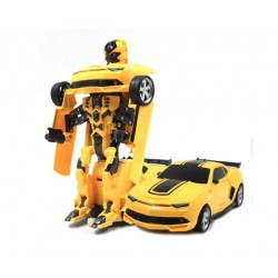 Masinuta robot cu telecomanda Transformers
