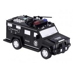 Pusculita electronica masina blindata de politie