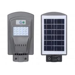 Lampa Solara LED Stradala 20w, cu Senzor de Miscare