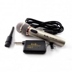 Microfon Wireless WG 309 Profesional Karaoke