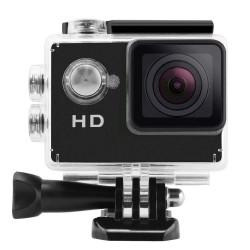 Camera Video Sport Techstar® A9 Sport DV, Rezolutie HD, 720P, Carcasa Waterproof, WideAngle, Panoramic