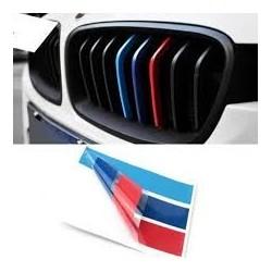 Sticker auto pentru grila aer ,Model BMW, ///M Power