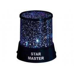Set 2 Lampi veghe Star Master, proiector stele