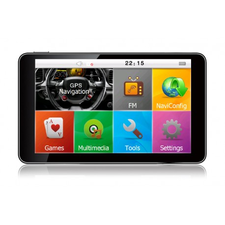 """GPS Auto Navitek eTablet 7"""" 4GB"""