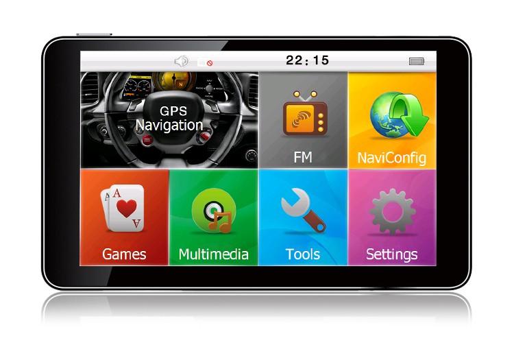GPS Auto Navitek eTablet 7 4GB
