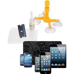 Kit Reparatie Sticla Kit Reparatie Ecran Telefon,Tableta orice Fisura Sticla,Set Reconditionare Made for U.K