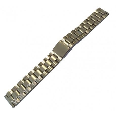 Bratara ceas argintie 18mm 22mm