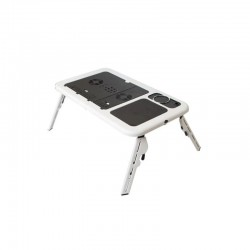 Masa Laptop E-Table, Suport USB, 2 Coolere