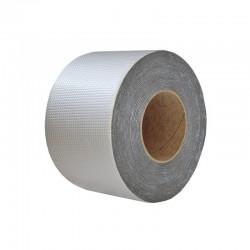 Bandă Adezivă Multifunctionala din Aluminiu,Rezistenta la Foc.si Apa,Izolare,Izolat