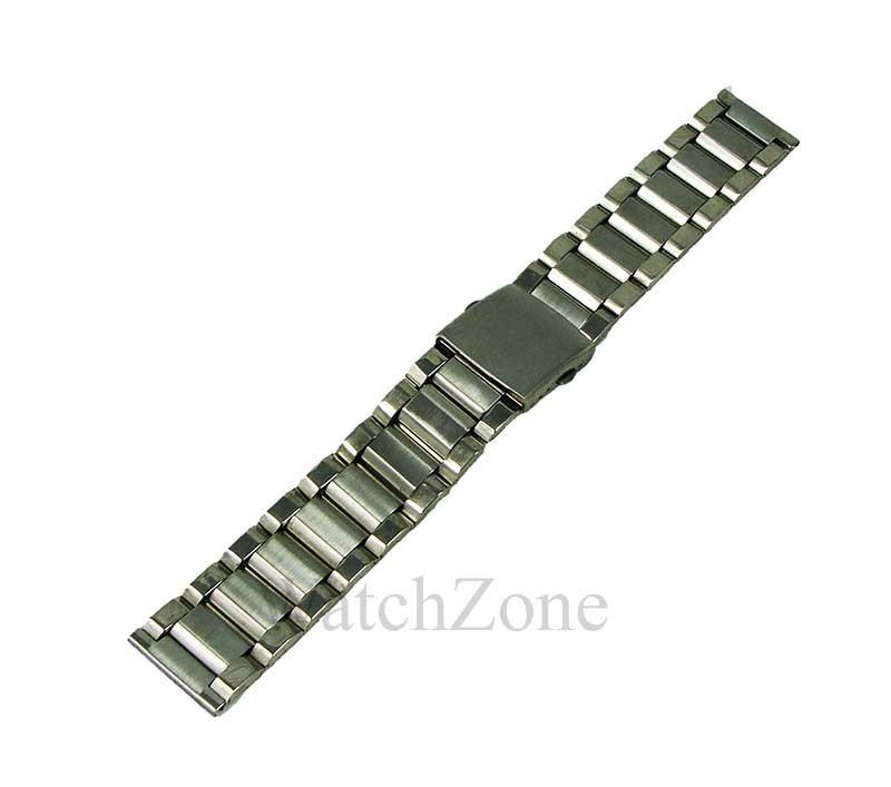 Bratara Metalica Argintie Otel Inoxidabil 20mm - 26mm