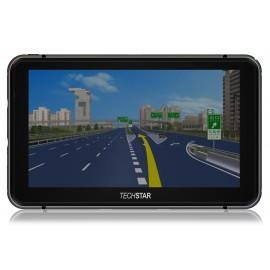 "GPS Auto Techstar 7"" Premium+ 8GB 256ram"