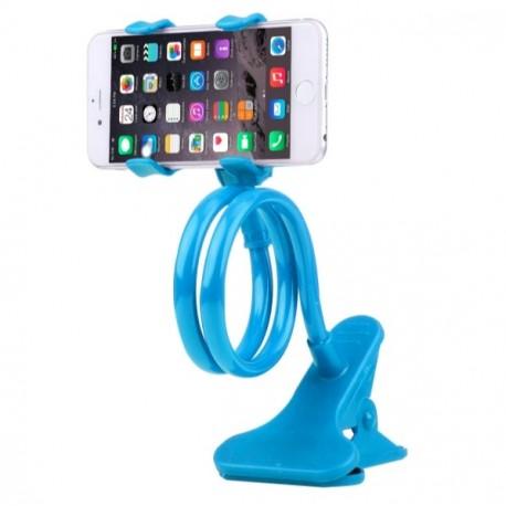 Suport flexibil pentru telefon, clips de prindere