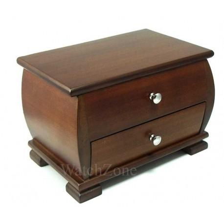 Caseta de bijuterii din lemn Hayley WZ1577