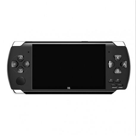 Consola portabila, 2000 jocuri incluse, iesire TV, ecran 4.3 Inch