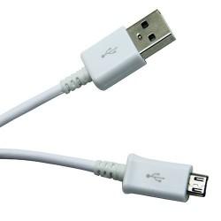 Cablu Date Micro Usb Culoare Alb 1,5m C169