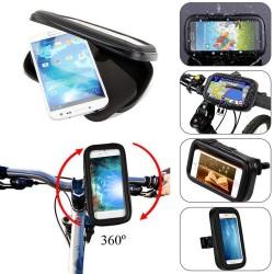 Suport Telefon Universal XL pt Bicicleta – Motocicleta Impermeabil C150