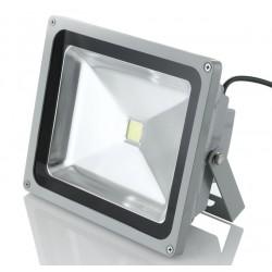 Proiector LED SMD 30W 6500K Lumina Rece 220V IP65 C190