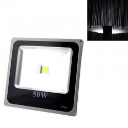 Proiector LED SMD 50W Economic Slim 6500K ( Lumina Rece) 220V de Interior si Exterior Rezistent la Apa c48