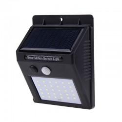 Lampa cu LED incarcare solara si senzor de miscare 30 x LED C250