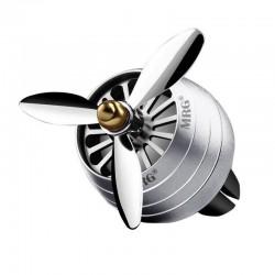 Odorizant Auto Tip Ventilator pentru Grila cu Lumini Gri C320