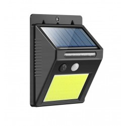 Lampa Perete cu LED Cob MRG A332 solara si senzor de miscare 48 LED C332