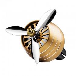 Odorizant Auto Tip Ventilator pentru Grila cu Lumini Gold C322