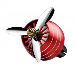 Odorizant Auto Tip Ventilator pentru Grila cu Lumini Rosu C321