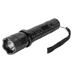 Lanterna electrosoc MRG N-1101, LED, Aluminiu, Reincarcabila C350
