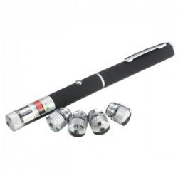 Laser Verde 2000mW MRG 5 Capete Proiectie ,Metalic C266
