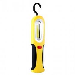 Lanterna MRG M-98, Cu LED Cob, 3W, Fixare cu magnet, Agatatoare 360 grade C98