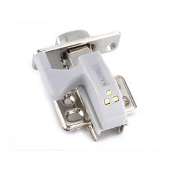 Lampa Automata 2x, cu Led, pentru Balamale Usilor,Mobilier ,ideal Mobil,Baterie inclusa