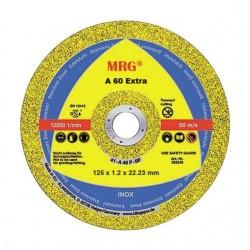 Set 25x Disc Flex MRG M-A60, 125 x 1.2 x 22.23, A 60 Extra, 12200 rot/min C433
