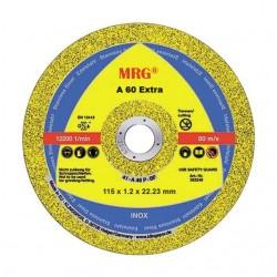 Set 25x Disc Flex MRG M-A60, 115 x 1.2 x 22.23, A 60 Extra, 12200 rot/min C432