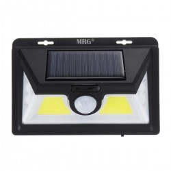 Panou Led Solar MRG A-1828B, Incarcare solara, COB + SMD, Senzor miscare C460