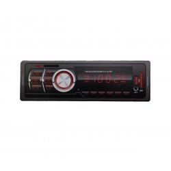 Casetofon Auto MRG MA603, Bluetooth, Cu telecomanda, Hands-free, Display rosu C538