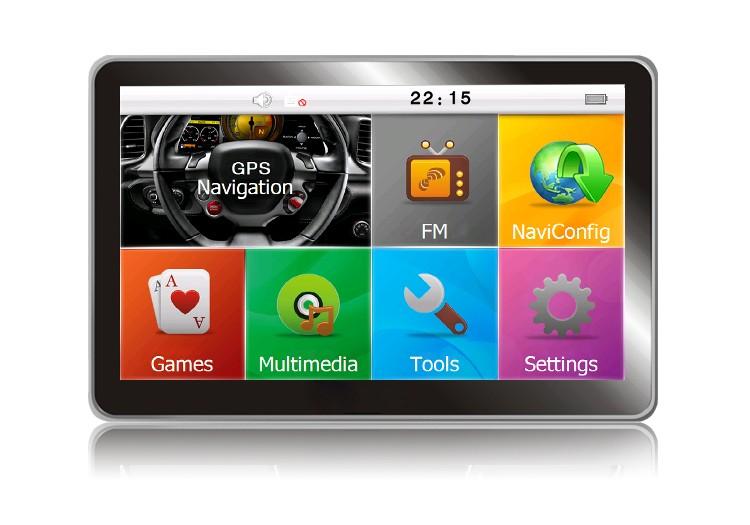 GPS Auto Navitek Neo 5