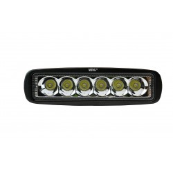 Proiector Auto Offroad MRG M-484, 6 LED, Cu lupa, 18 W C484