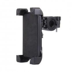 Suport Telefon MRG L-CH01, Pentru bicicleta, Ajustabil, Negru C447