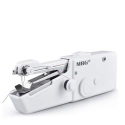 Masina de cusut MRG M-CS-101B, Portabila, Compacta, Alb C522