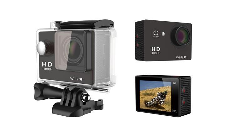 Camera Sport XSports SJ5000 FHD 1080P WiFi Hotspot EXSports