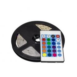 Kit Banda LED Color RGB 5M, Telecomanda