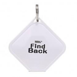 Breloc antipierdere MRG M563, Bluetooth, Detectie in ambele sensuri, Alb C563