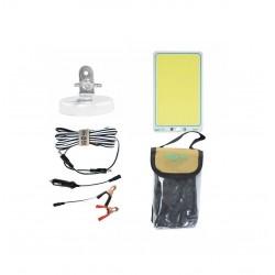 Lampa auto MRG M360L, 12V, 144 LED-uri, COB C564