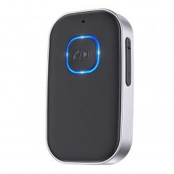 Receptor Bluetooth Techstar® J22, Wireless, Bluetooth 5.0, AUX , Acumulator, Multipoint