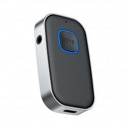 Receptor/Transmitator Bluetooth Techstar® J23, Wireless, Bluetooth 5.0, AUX Out, Acumulator