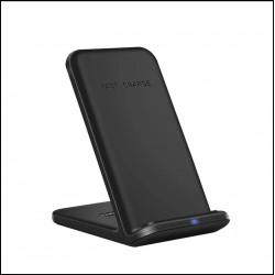 Incarcator Wireless , Calitate superioara , Culoare Negru ,Incarcare Rapida