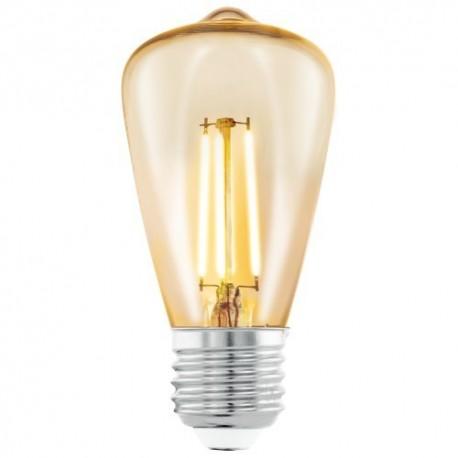 Bec LED Vintage E27 Para ST48