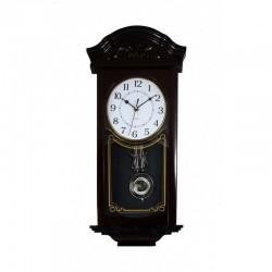 Ceas de perete cu pendula Wall Clock Wood MG2059