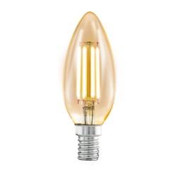 Bec LED Vintage E14 Lumanare C35