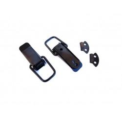 Set 2 Clipsuri Raliu 57mm, pentru Capota, Calitate Premium, Universal
